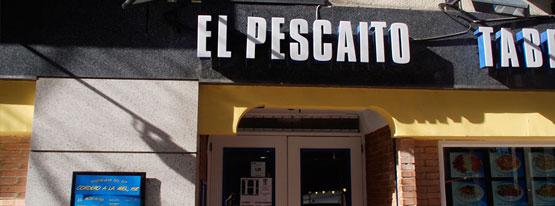 Restaurante comida andaluza: EL Pescaíto Alcántara 71