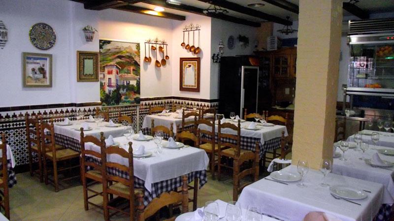 Foto Restaurante Andaluz